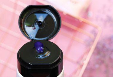 Shampoing violet Elseve