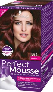 Perfect mousse acajou Schwarzkopf