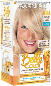 Belle Color Blond cendré garnier