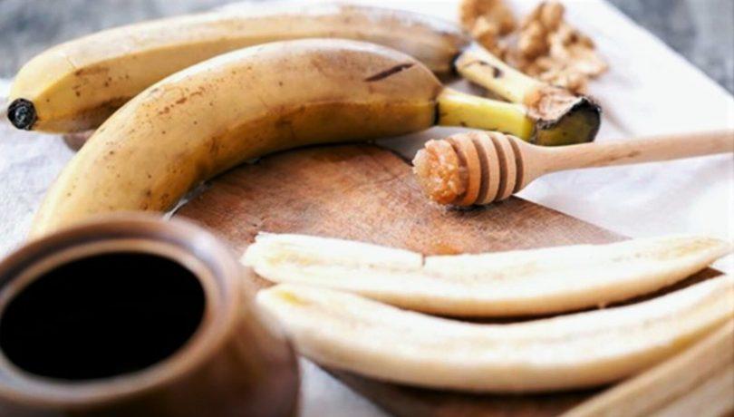 masque capillaire à la banane