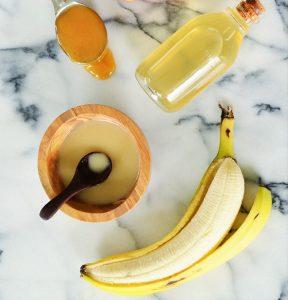masque cheveux maison banane