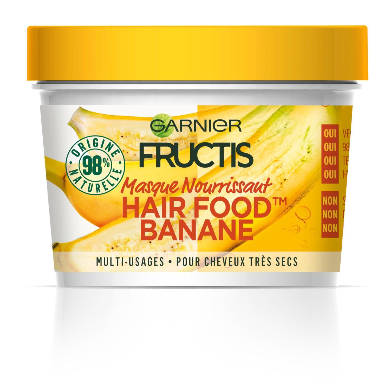 Masque hair food banane