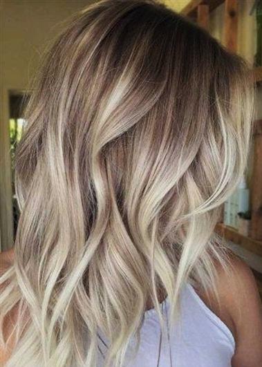 blond cendré clair