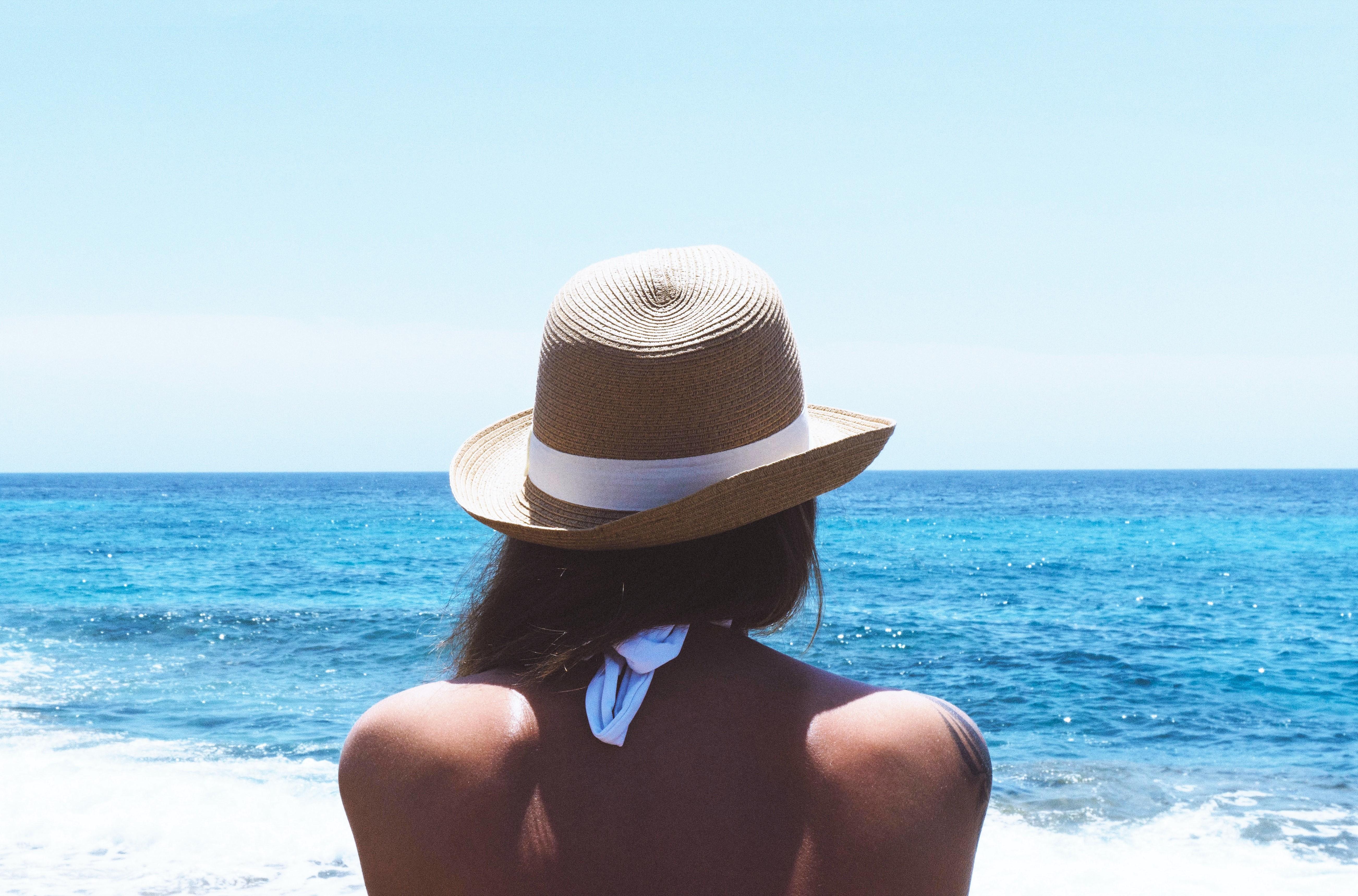 produit solaire pour cheveux